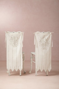Eyelet Chair Banners
