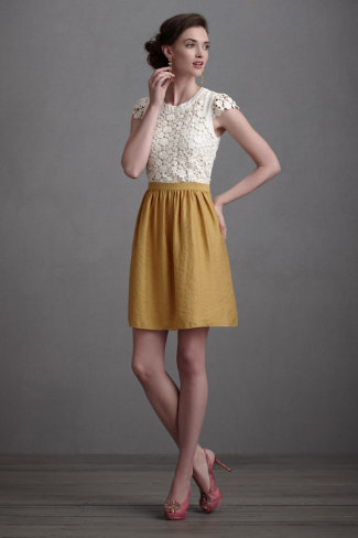Yarrow-In-Flower Dress