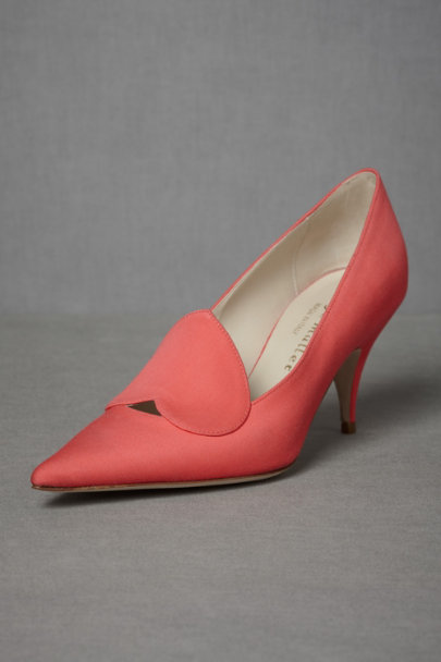 Bettye Muller Dreamsicle Valentine Heels | BHLDN