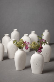 Inscribed Numeral Vases