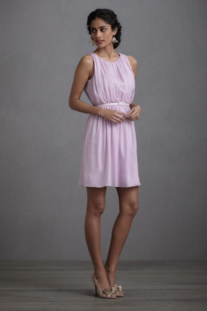 Lilac Mycenaean Dress | BHLDN
