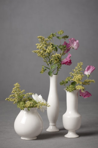 Stately Trio Vases (3)