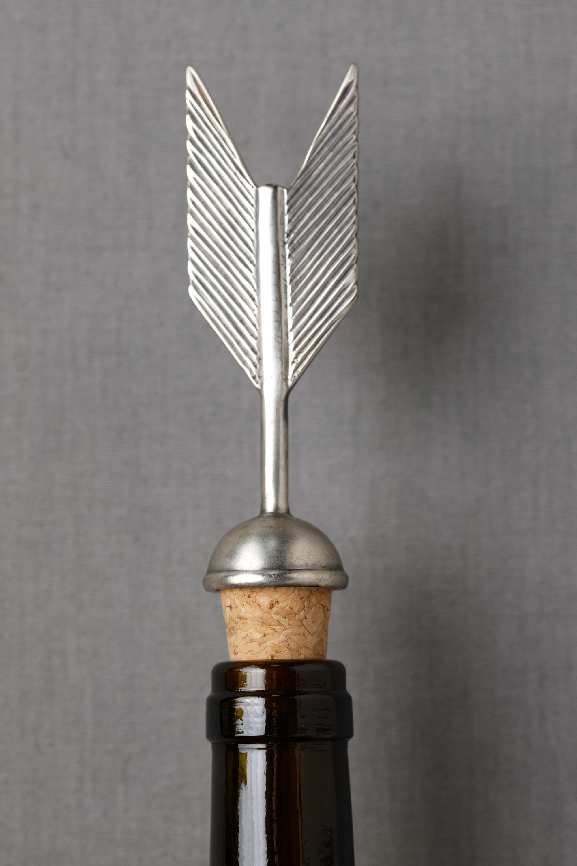 Fletching Bottle Stopper