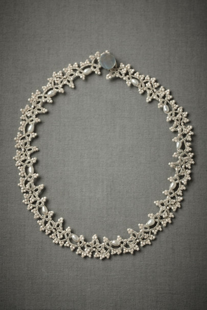 Pearl Carolingian Necklace | BHLDN