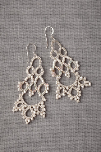 Subtle Infusion Earrings