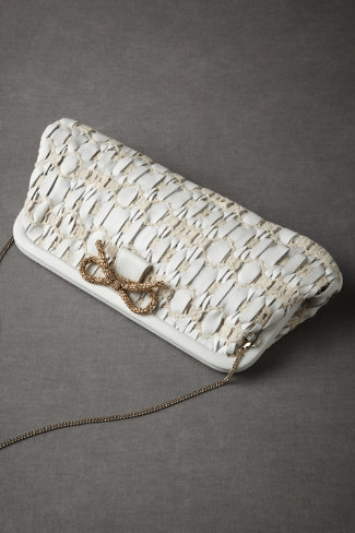 Woven Pathways Clutch