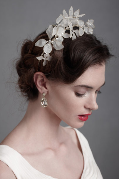 Gold Unscripted Headband | BHLDN