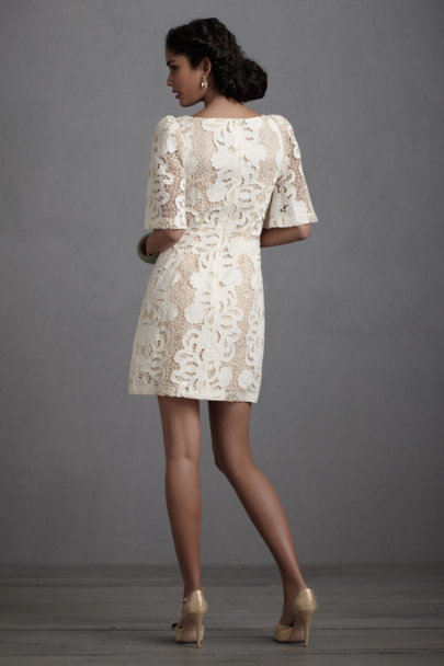 Ivory Persephone Shift | BHLDN