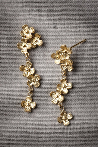 Falling Flowers Earrings