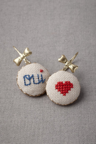Oui Earrings