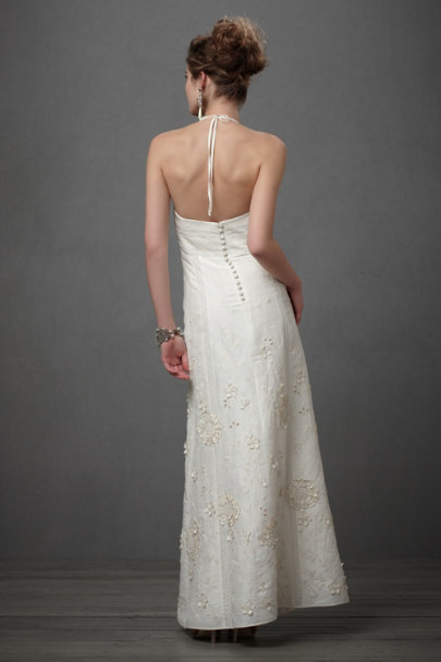 Ivory Greenhouse Gala Gown | BHLDN
