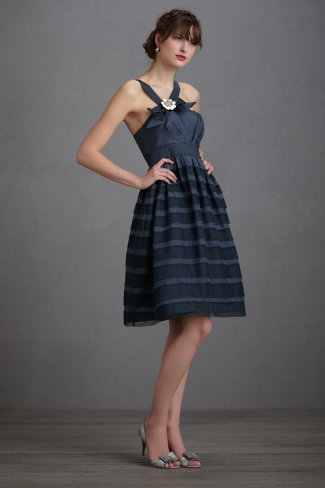 Shadow Stripe Dress