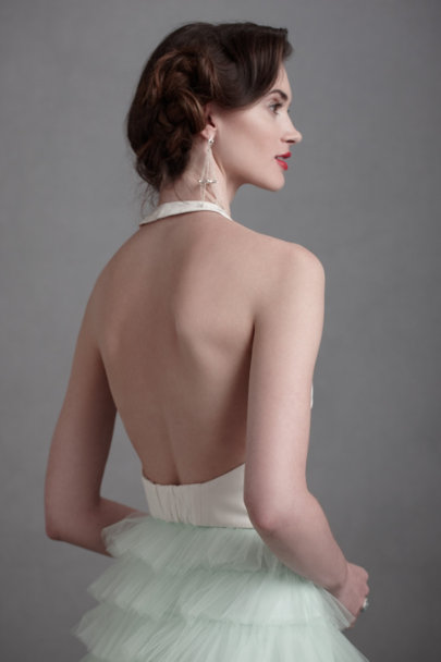 Buttercream Commandeer Vest | BHLDN