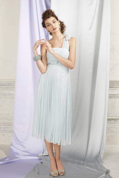 Serene Blue Marchioness Dress | BHLDN