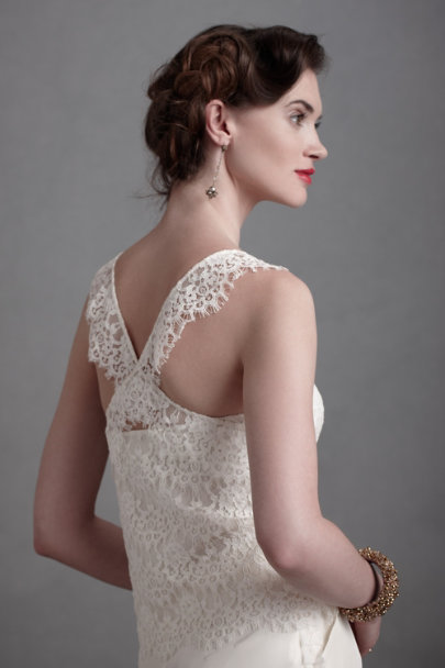 Ivory To-The-Air Top | BHLDN