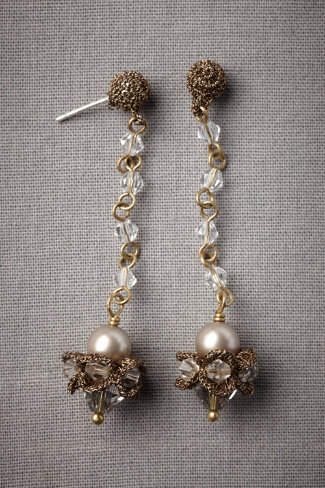 Stately Scepter Earrings