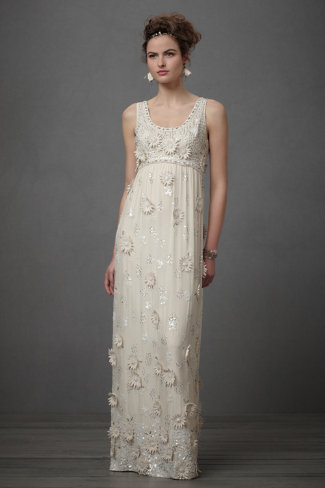 Divine Downpour Gown