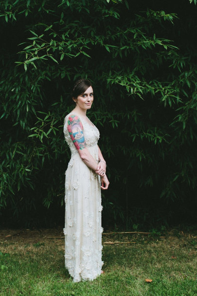 Divine Downpour Gown | BHLDN