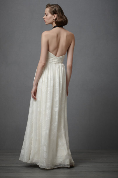 Buttercream City of Light Gown | BHLDN