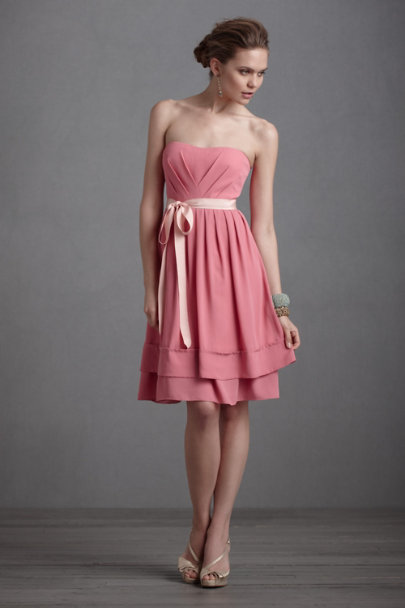 strawberry sorbet Sunroom Dress | BHLDN