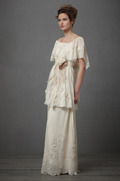 Cream Dulcinea Gown | BHLDN