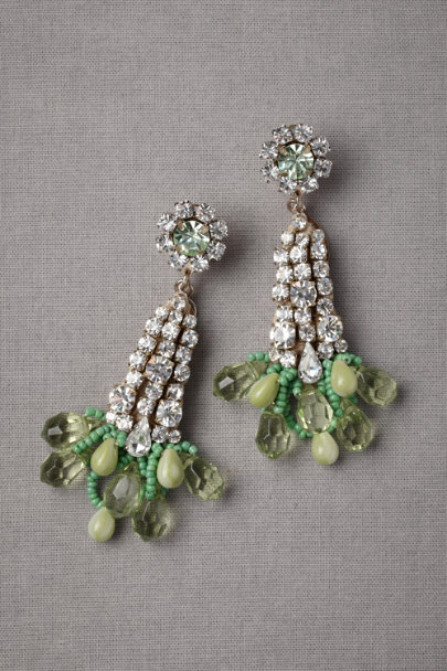 Radà green Waihilau Earrings | BHLDN