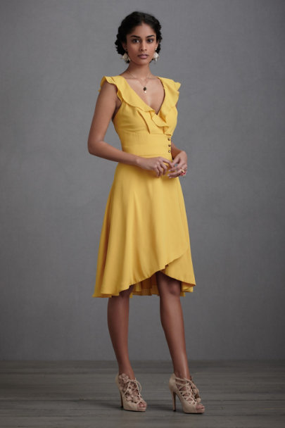 Sunshine Macaron Shoppe Dress | BHLDN