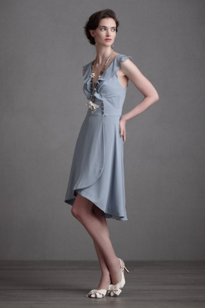 Airy Blue Macaron Shoppe Dress | BHLDN