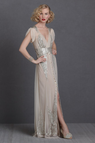 Aiguille Gown