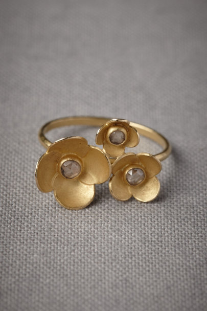 Poppy Fields Ring