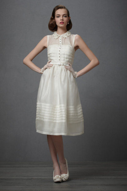 Buttercream Comme Il Faut Dress | BHLDN