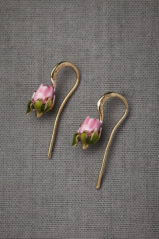 Blushing Buds Earrings