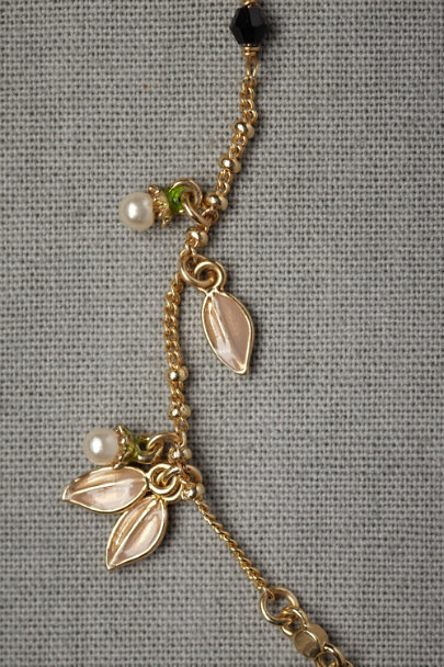 pink Nature's Flux Necklace | BHLDN