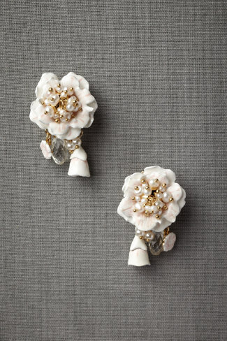 Les Temps de Fleur Earrings