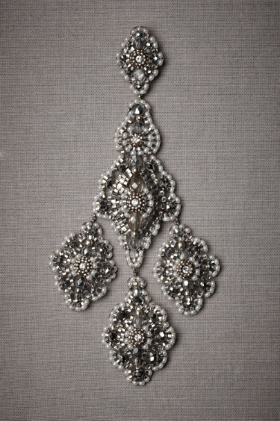 Crystal Ottoman Empire Earrings | BHLDN