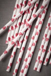 Heart Shoppe Straws (25)