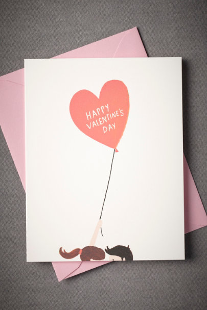 Rifle Paper Co. Multi Eskimo Kiss Card | BHLDN