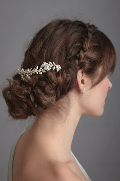 Ivory Melting Riverbanks Comb | BHLDN