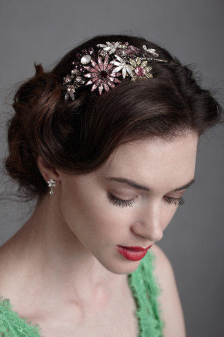 Jeweled Firecrackers Headband