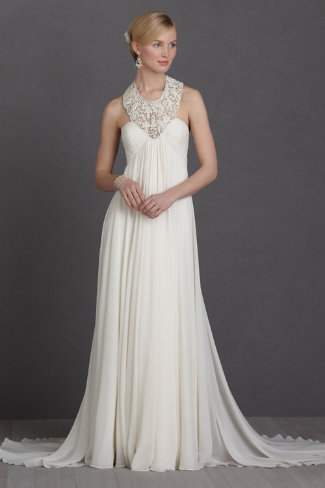 Blossoming Weir Gown