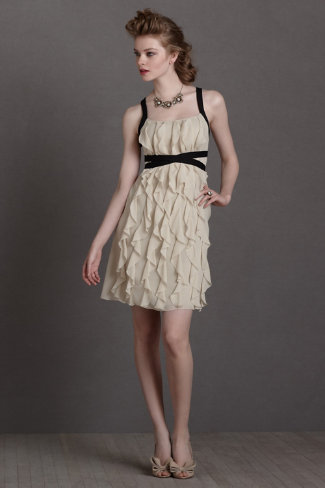 Silk Torrent Dress