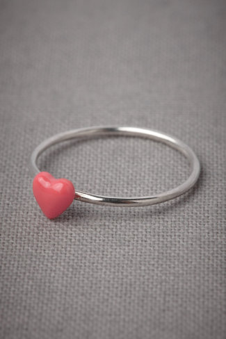 Beat-To-Beat Ring