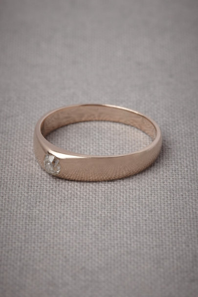 Gold Prefigurative Ring | BHLDN