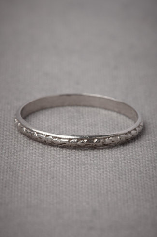 Delphic Impression Ring