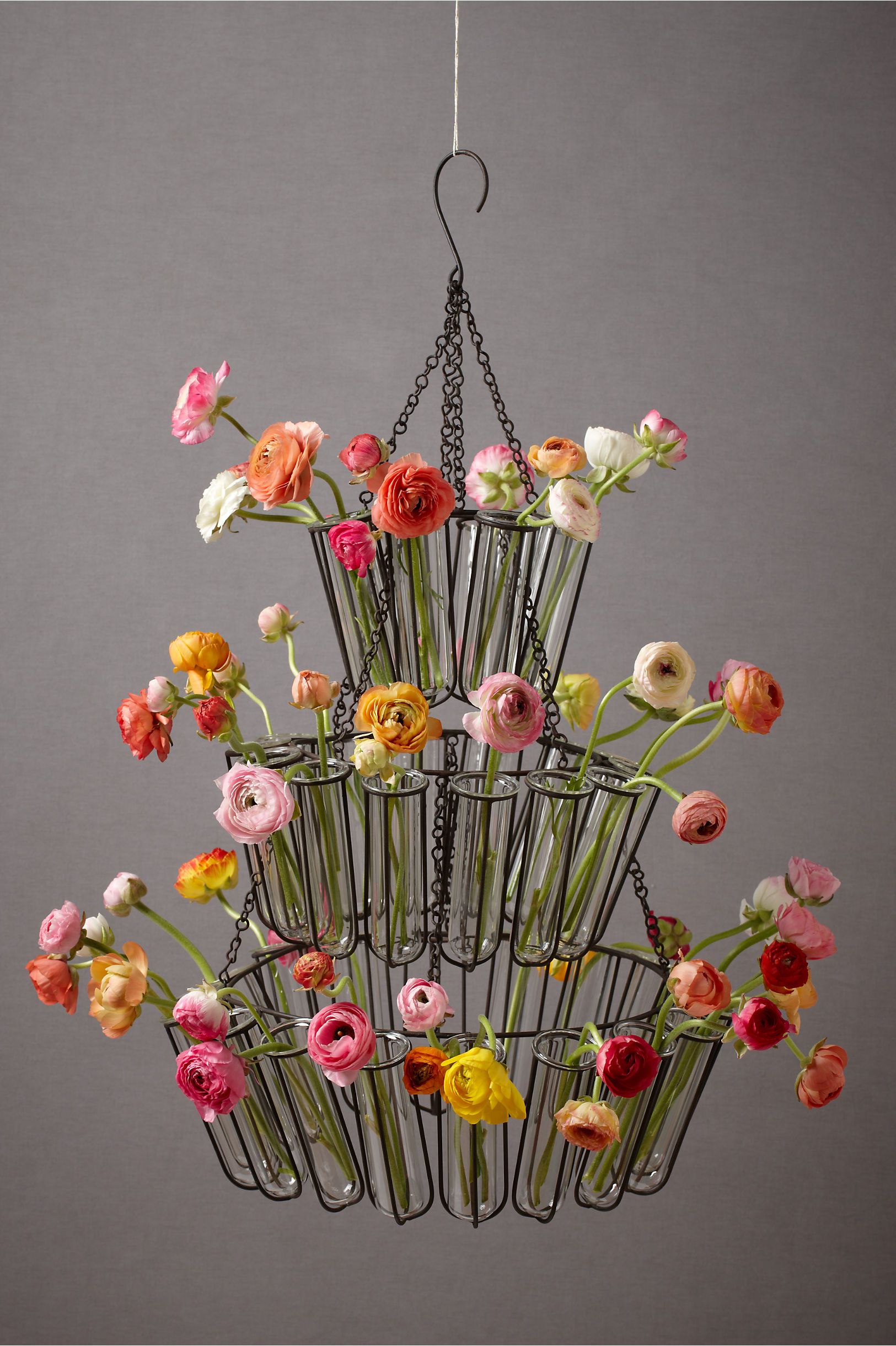 Chandelier With Flowers – thejots