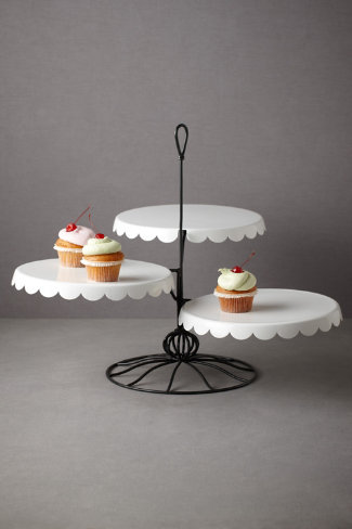 Patisserie Tiered Stand