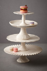 Royal Icing Cake Stands