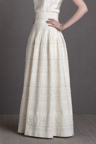 Silk Swells Skirt