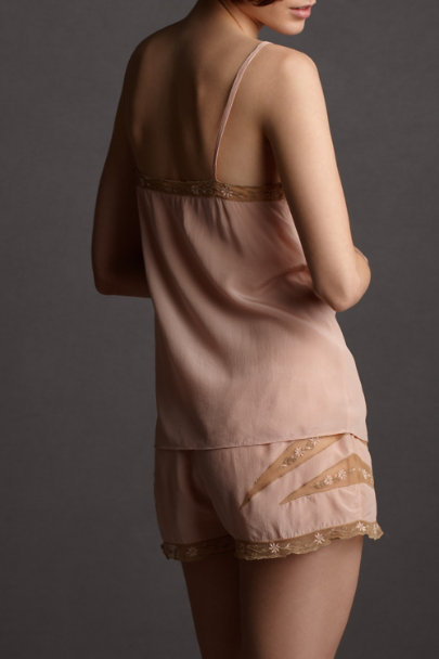 pink Speakeasy Camisole | BHLDN