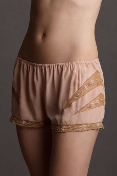 pink Speakeasy Knickers | BHLDN